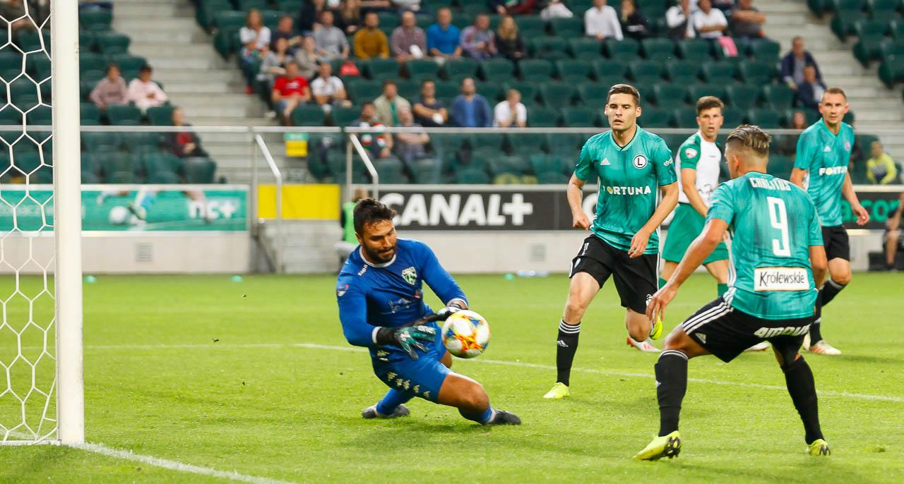 Legia Warszawa 3-0 Europa FC - fot. Piotr Galas (zdjęcie 57 z 73)