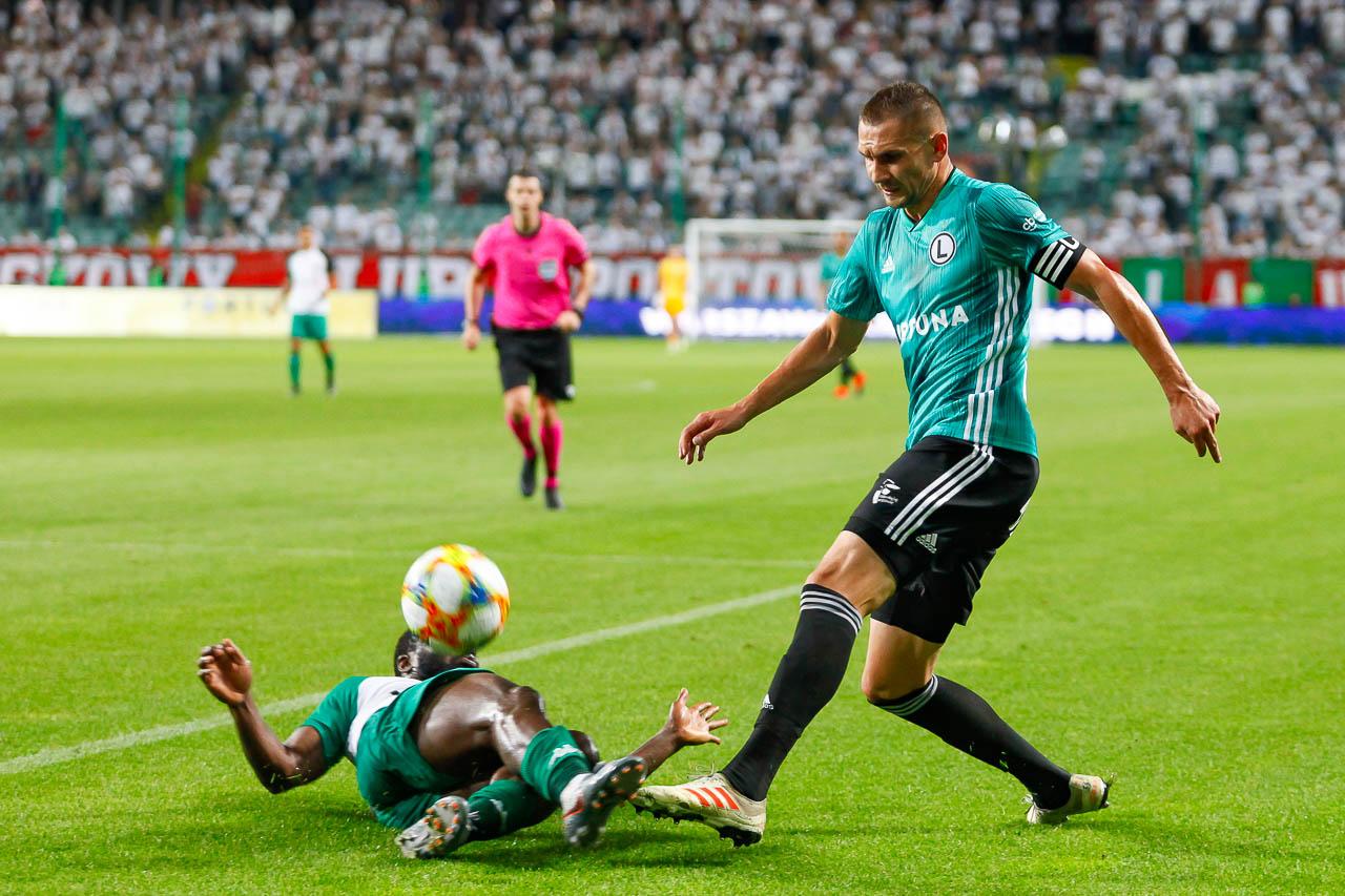 Legia Warszawa 3-0 Europa FC - fot. Piotr Galas (zdjęcie 58 z 73)