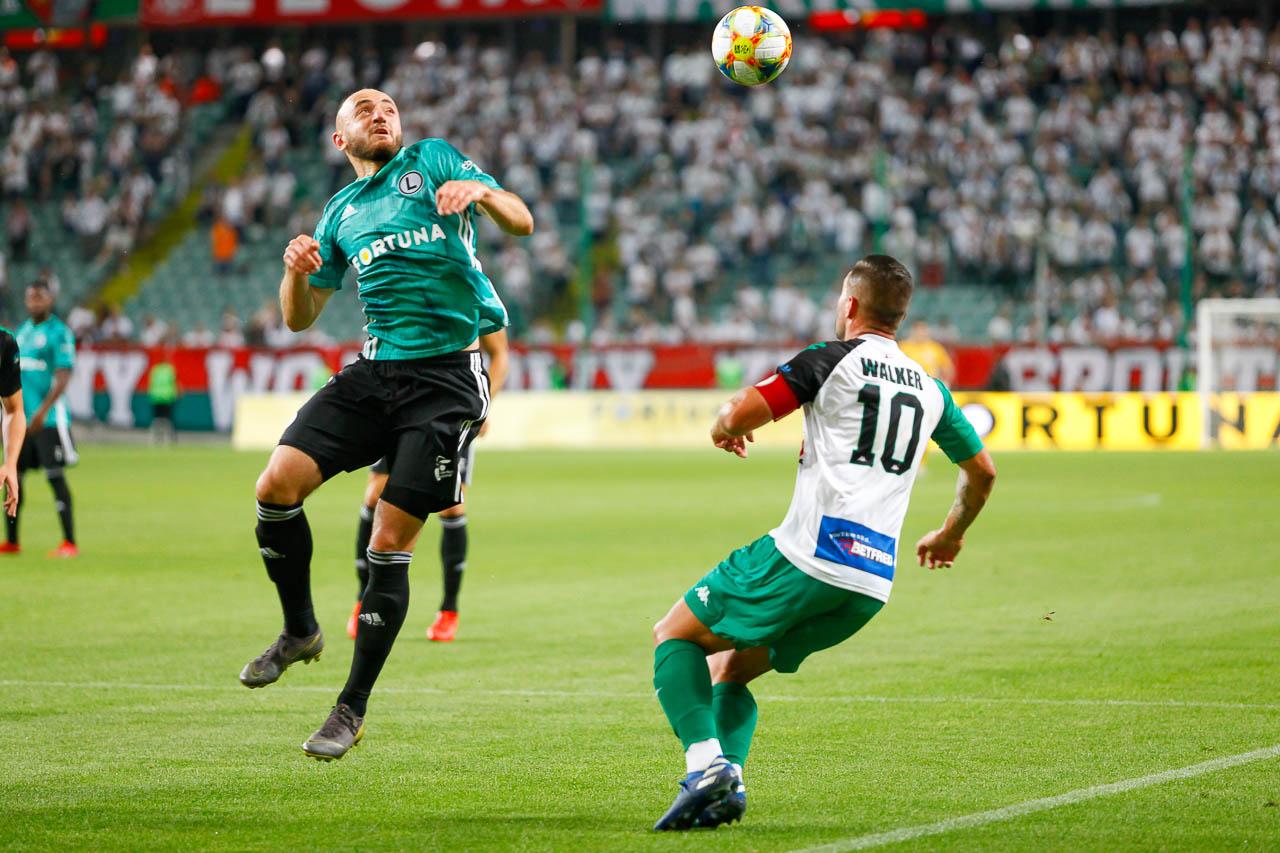 Legia Warszawa 3-0 Europa FC - fot. Piotr Galas (zdjęcie 59 z 73)