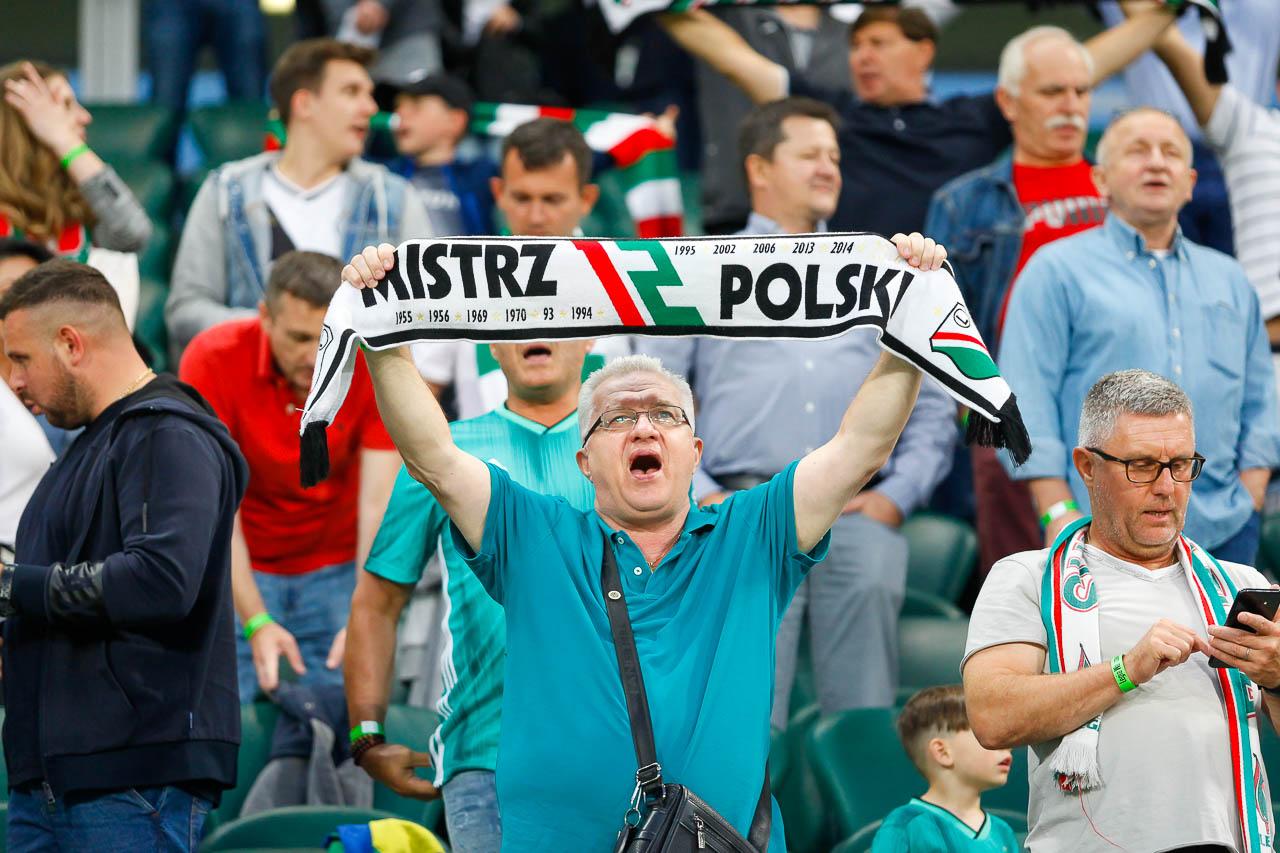 Legia Warszawa 3-0 Europa FC - fot. Piotr Galas (zdjęcie 6 z 73)