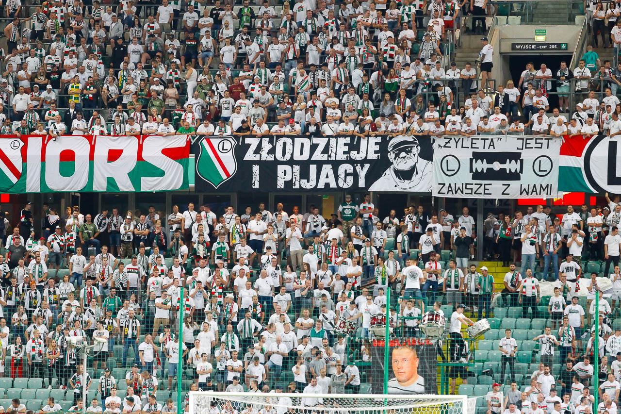 Legia Warszawa 3-0 Europa FC - fot. Piotr Galas (zdjęcie 62 z 73)