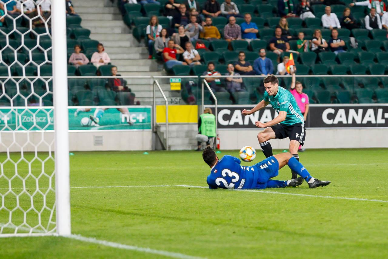 Legia Warszawa 3-0 Europa FC - fot. Piotr Galas (zdjęcie 63 z 73)