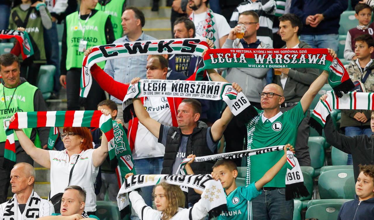 Legia Warszawa 3-0 Europa FC - fot. Piotr Galas (zdjęcie 64 z 73)