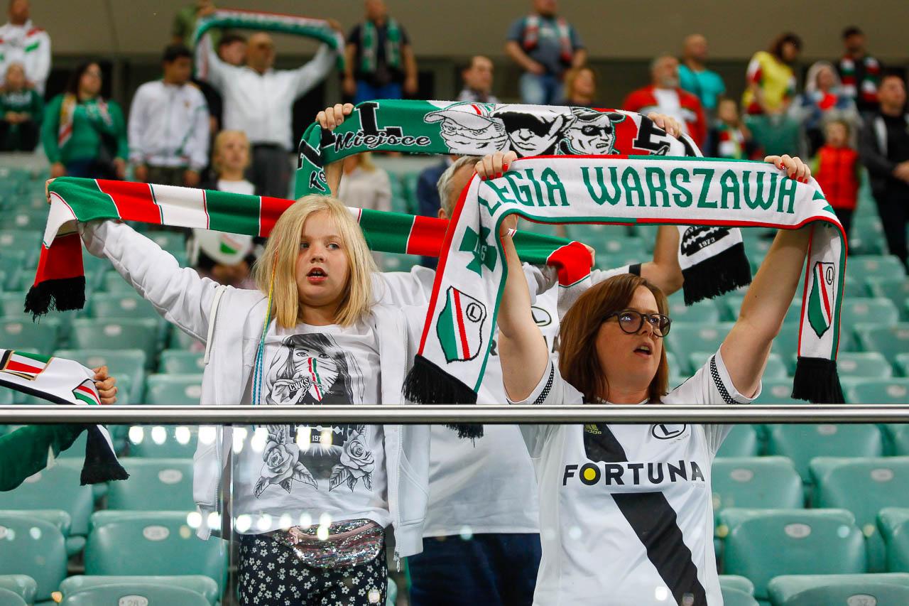 Legia Warszawa 3-0 Europa FC - fot. Piotr Galas (zdjęcie 65 z 73)