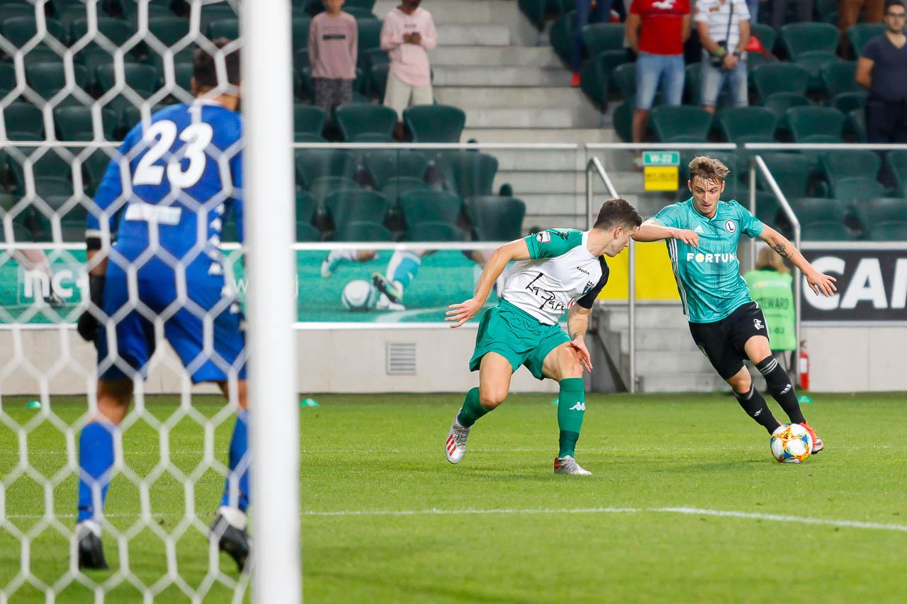 Legia Warszawa 3-0 Europa FC - fot. Piotr Galas (zdjęcie 66 z 73)