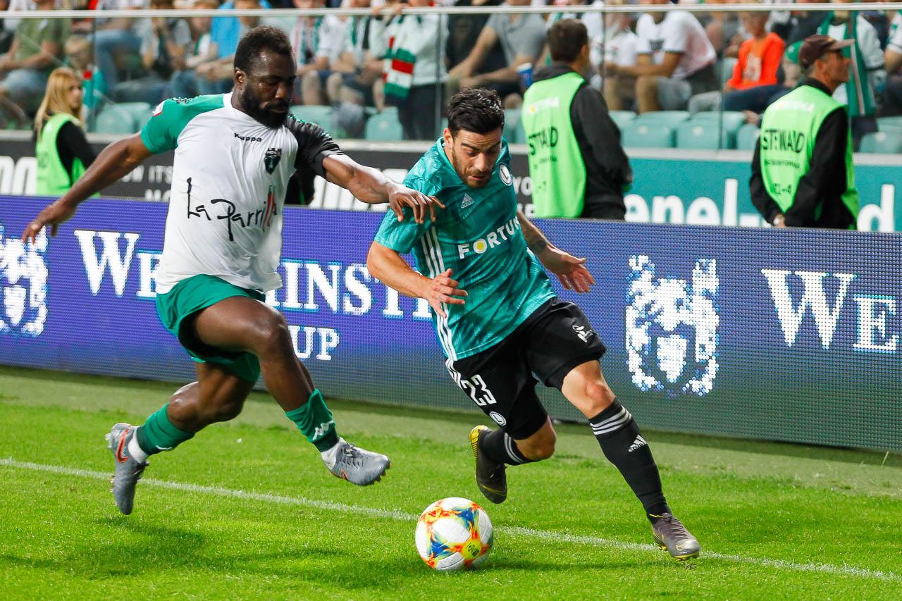Legia Warszawa 3-0 Europa FC - fot. Piotr Galas (zdjęcie 67 z 73)