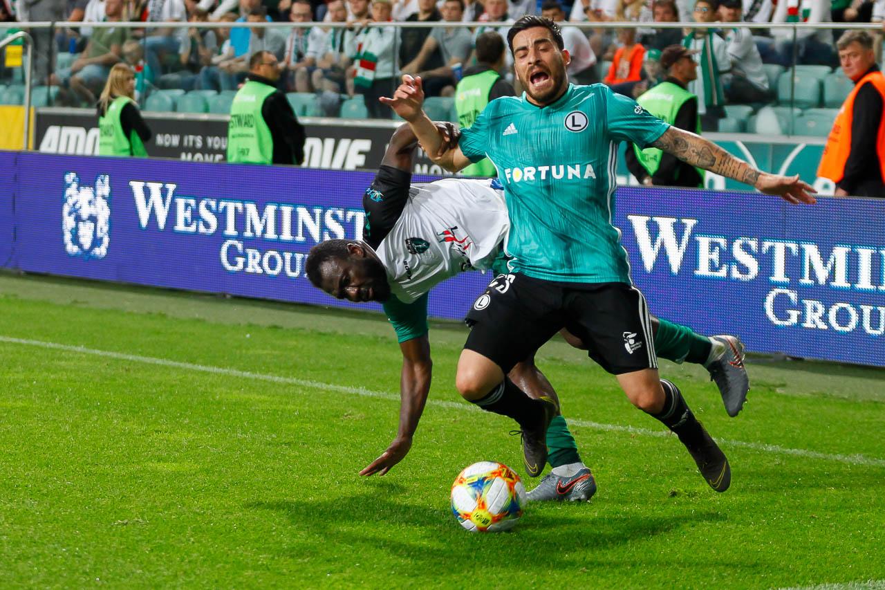 Legia Warszawa 3-0 Europa FC - fot. Piotr Galas (zdjęcie 68 z 73)