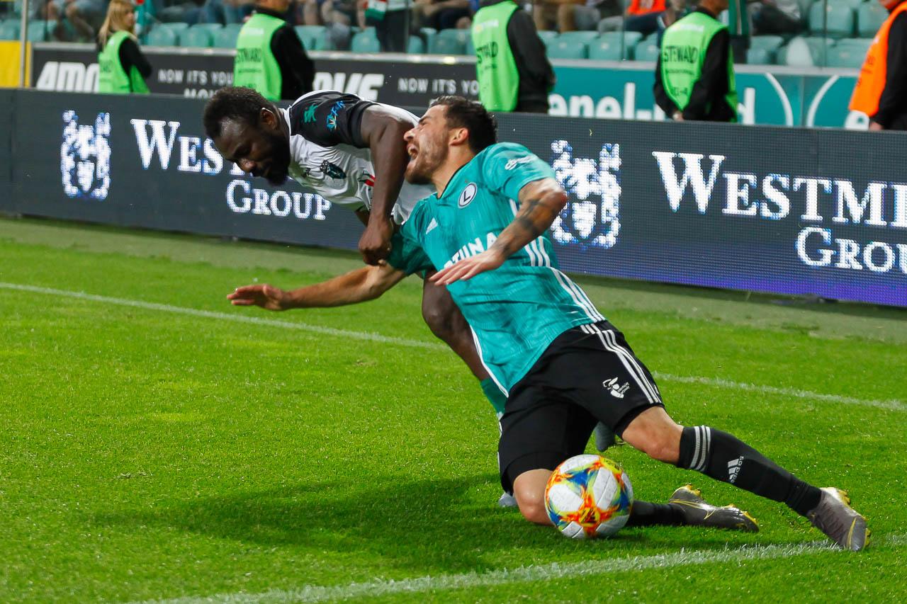 Legia Warszawa 3-0 Europa FC - fot. Piotr Galas (zdjęcie 69 z 73)
