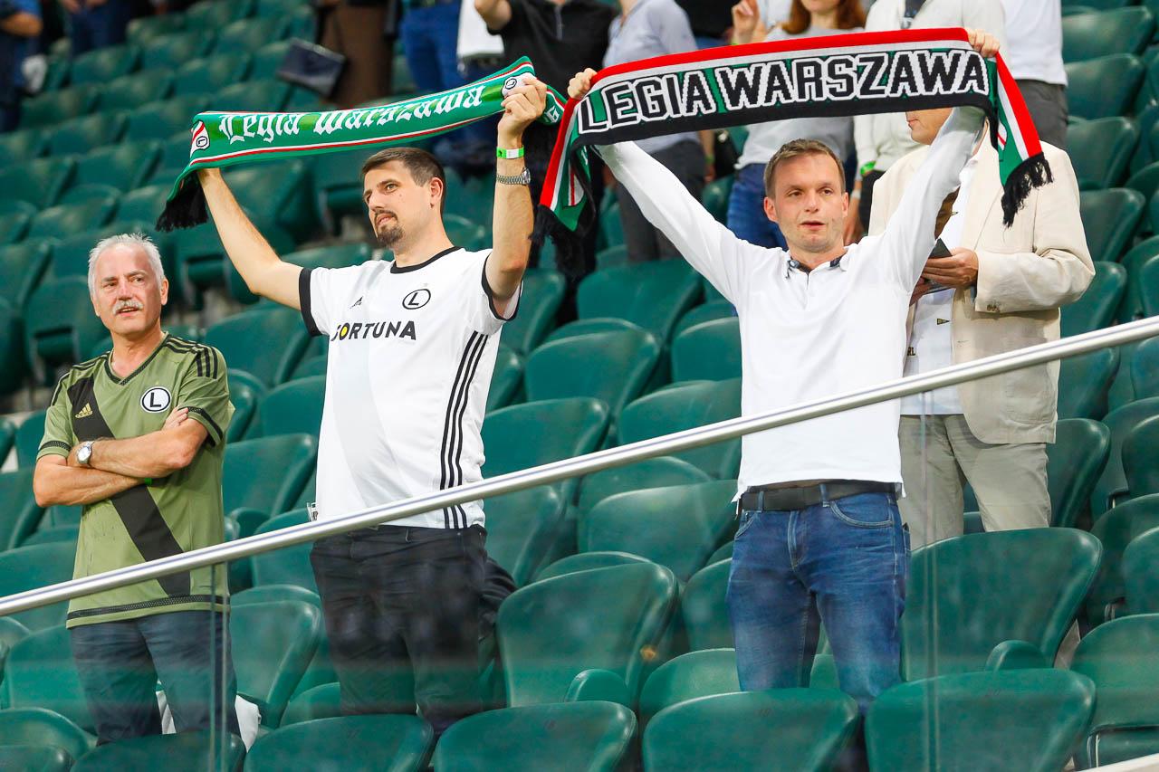 Legia Warszawa 3-0 Europa FC - fot. Piotr Galas (zdjęcie 7 z 73)