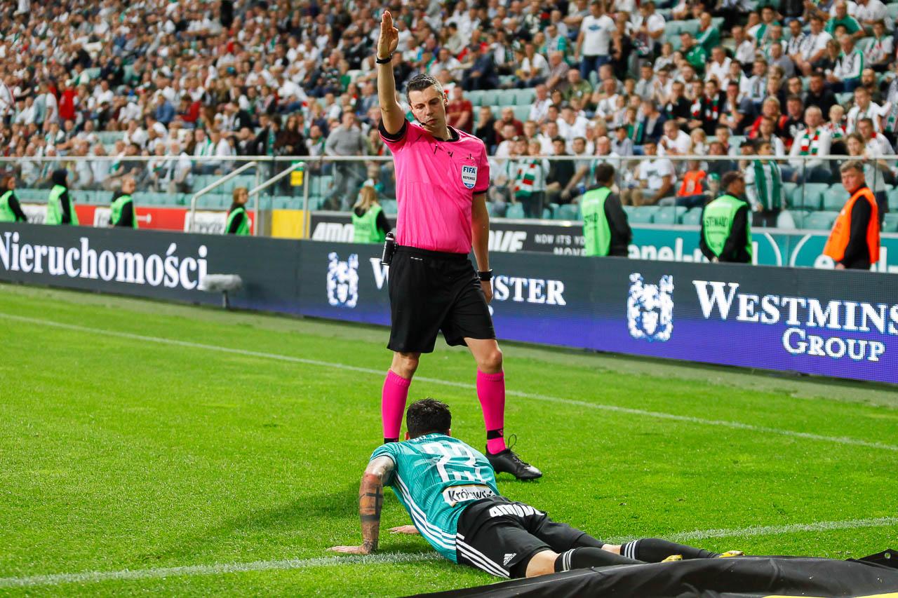 Legia Warszawa 3-0 Europa FC - fot. Piotr Galas (zdjęcie 70 z 73)