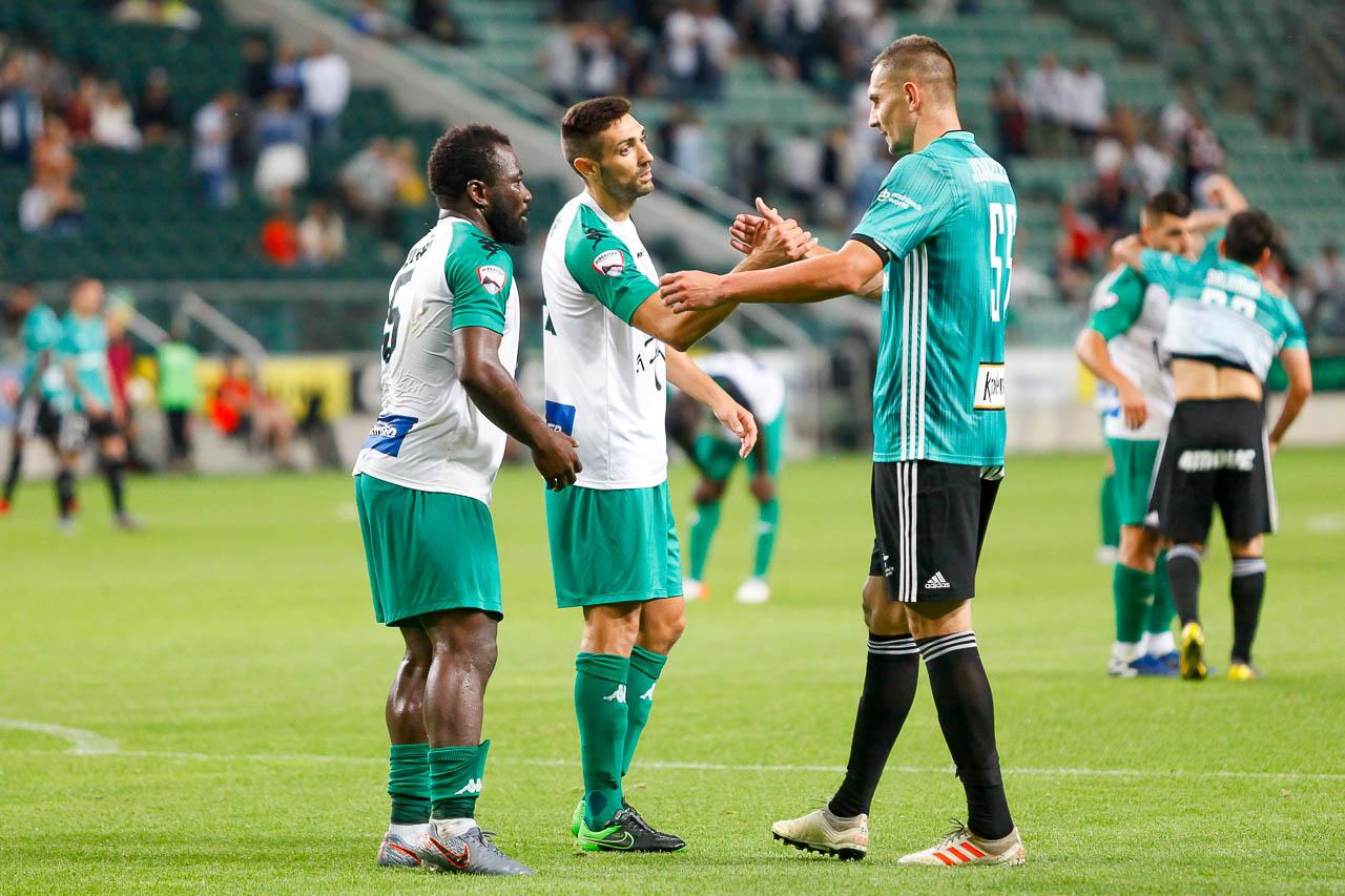 Legia Warszawa 3-0 Europa FC - fot. Piotr Galas (zdjęcie 71 z 73)