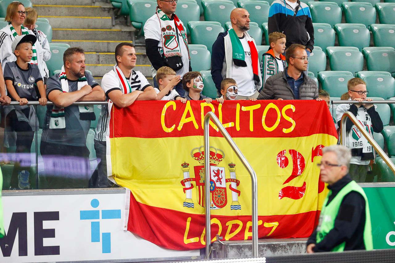 Legia Warszawa 3-0 Europa FC - fot. Piotr Galas (zdjęcie 72 z 73)