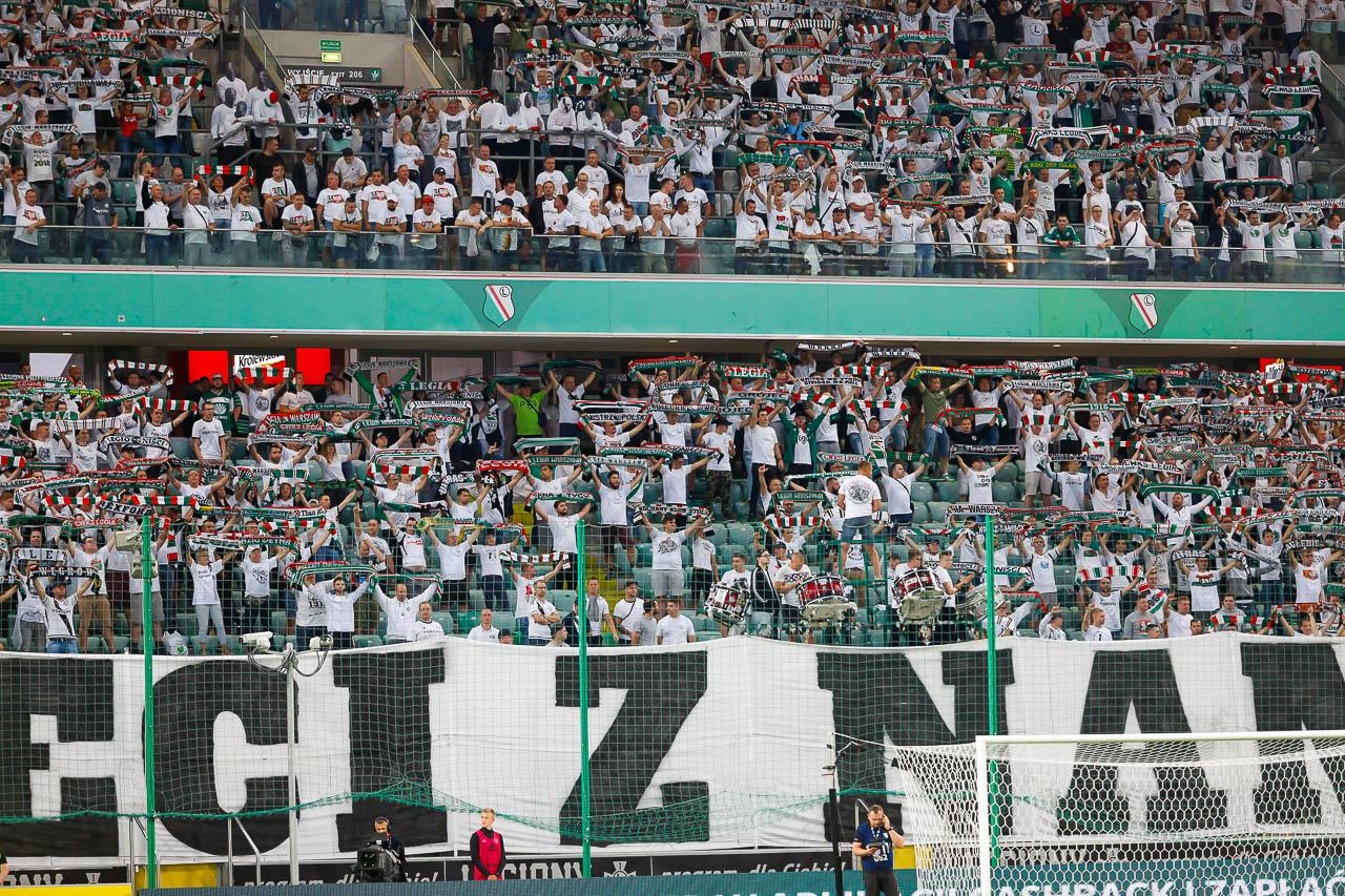 Legia Warszawa 3-0 Europa FC - fot. Piotr Galas (zdjęcie 8 z 73)