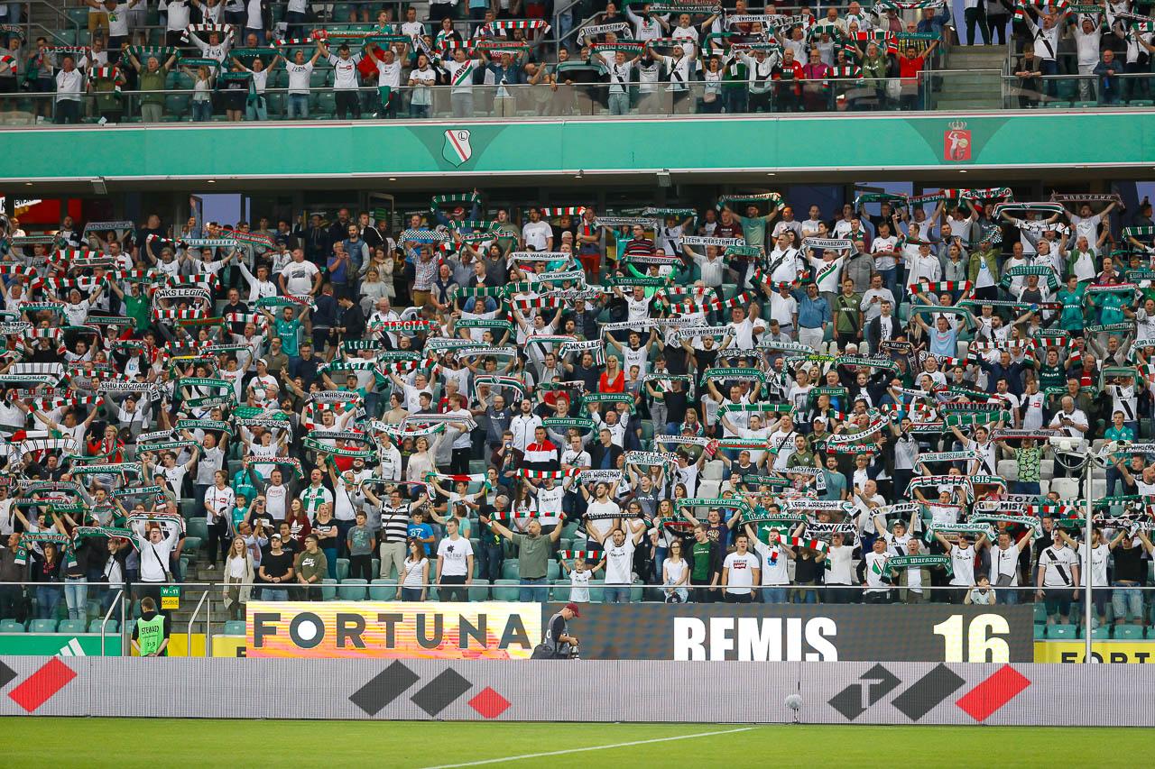 Legia Warszawa 3-0 Europa FC - fot. Piotr Galas (zdjęcie 9 z 73)