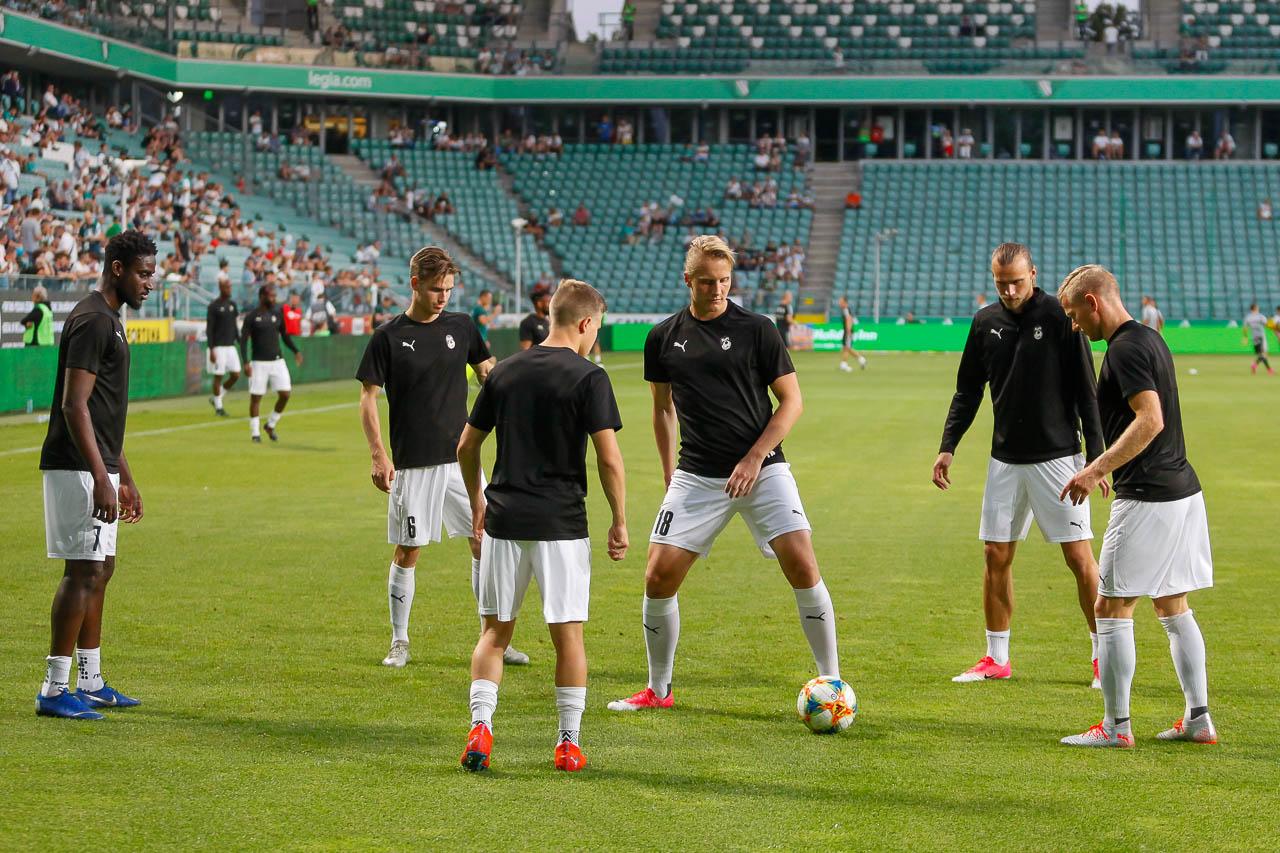 Legia Warszawa 1-0 Kuopion Palloseura - fot. Piotr Galas (zdjęcie 1 z 78)