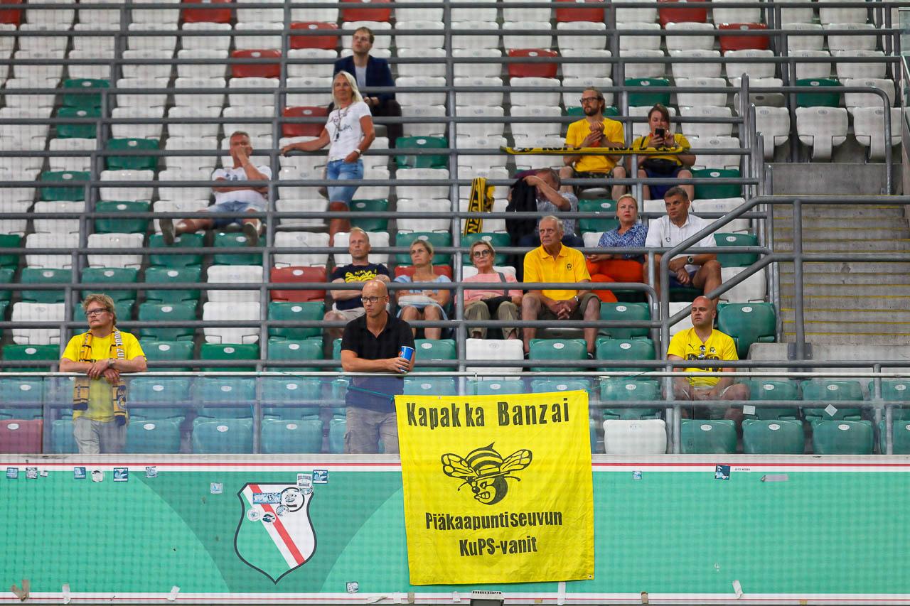Legia Warszawa 1-0 Kuopion Palloseura - fot. Piotr Galas (zdjęcie 12 z 78)