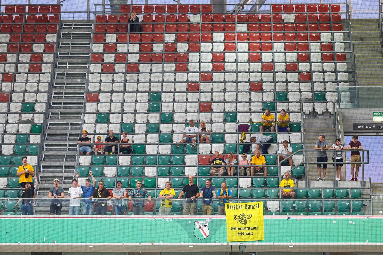 Legia Warszawa 1-0 Kuopion Palloseura - fot. Piotr Galas (zdjęcie 16 z 78)