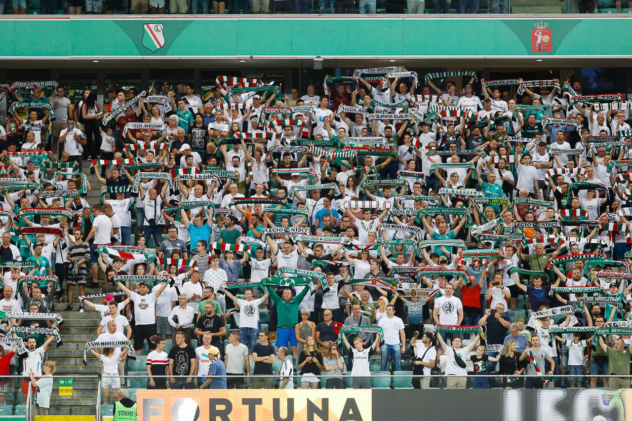 Legia Warszawa 1-0 Kuopion Palloseura - fot. Piotr Galas (zdjęcie 18 z 78)