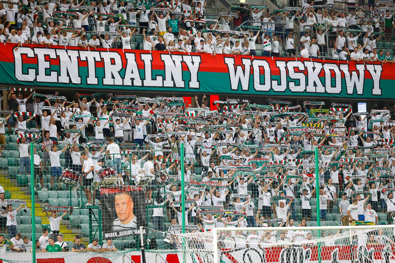 Legia Warszawa 1-0 Kuopion Palloseura - fot. Piotr Galas (zdjęcie 19 z 78)