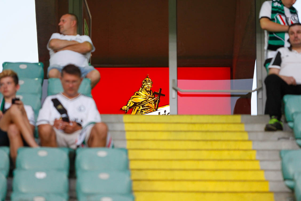 Legia Warszawa 1-0 Kuopion Palloseura - fot. Piotr Galas (zdjęcie 2 z 78)