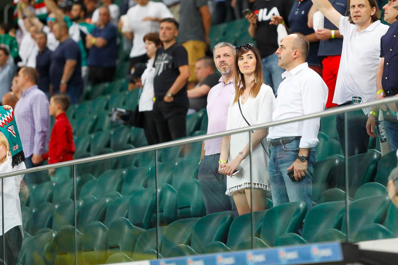 Legia Warszawa 1-0 Kuopion Palloseura - fot. Piotr Galas (zdjęcie 20 z 78)