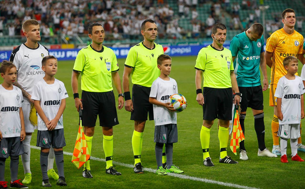 Legia Warszawa 1-0 Kuopion Palloseura - fot. Piotr Galas (zdjęcie 23 z 78)