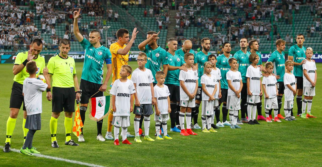 Legia Warszawa 1-0 Kuopion Palloseura - fot. Piotr Galas (zdjęcie 24 z 78)