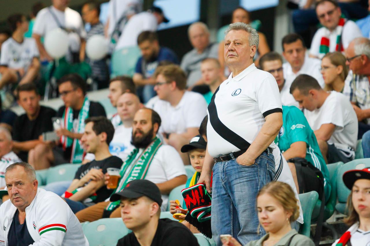 Legia Warszawa 1-0 Kuopion Palloseura - fot. Piotr Galas (zdjęcie 3 z 78)