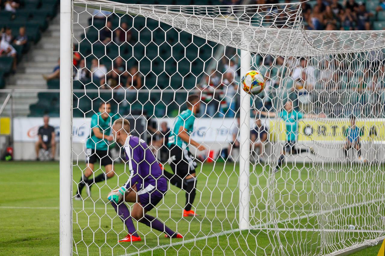 Legia Warszawa 1-0 Kuopion Palloseura - fot. Piotr Galas (zdjęcie 32 z 78)
