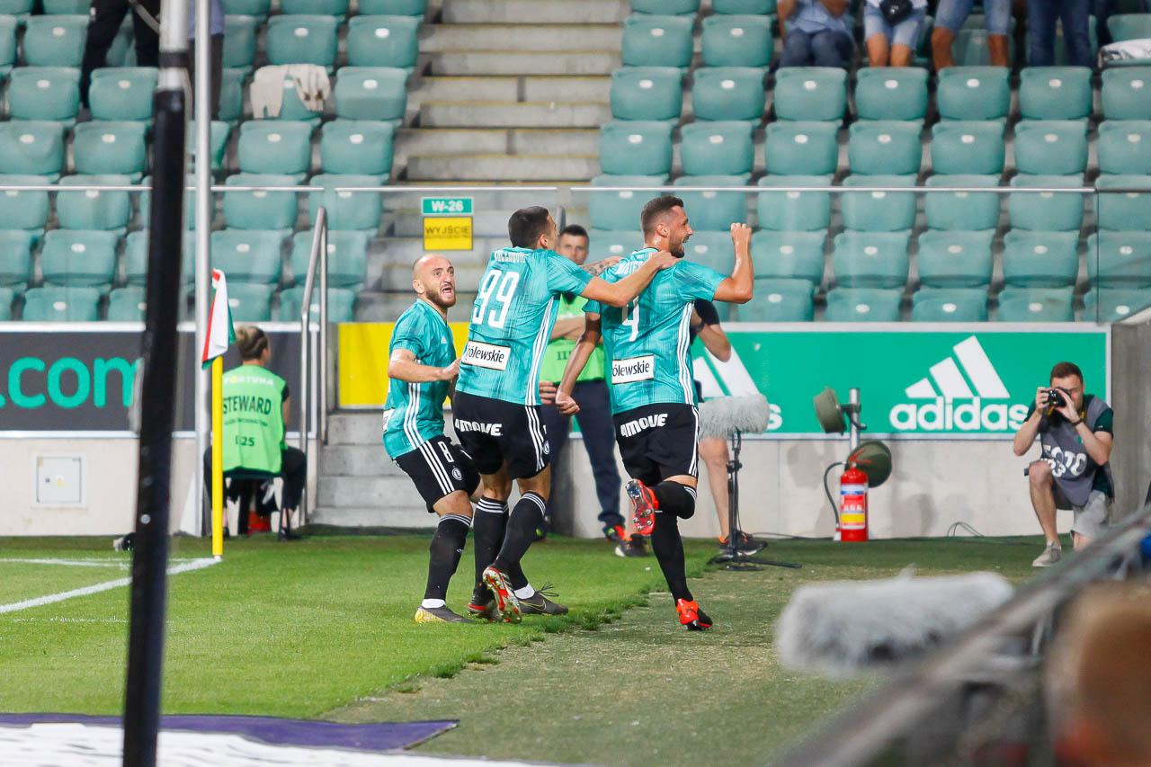 Legia Warszawa 1-0 Kuopion Palloseura - fot. Piotr Galas (zdjęcie 33 z 78)