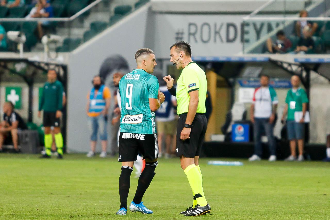 Legia Warszawa 1-0 Kuopion Palloseura - fot. Piotr Galas (zdjęcie 38 z 78)
