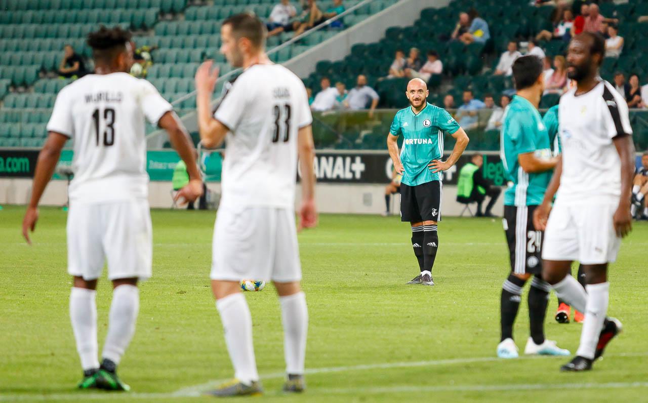 Legia Warszawa 1-0 Kuopion Palloseura - fot. Piotr Galas (zdjęcie 39 z 78)