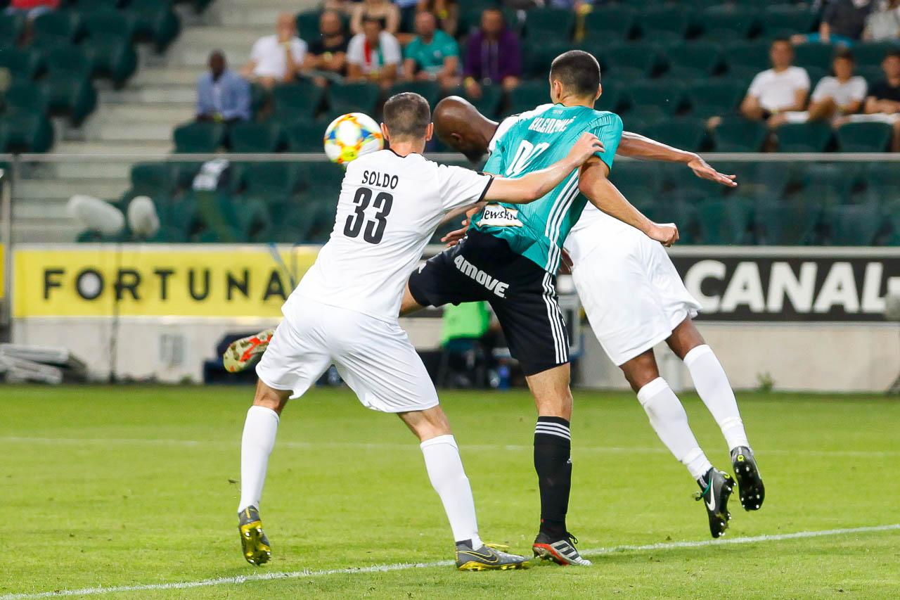 Legia Warszawa 1-0 Kuopion Palloseura - fot. Piotr Galas (zdjęcie 40 z 78)
