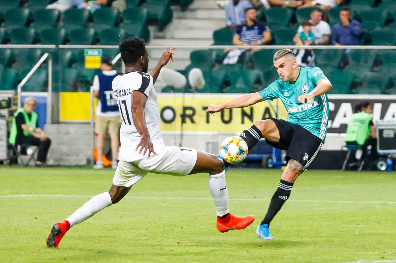 Legia Warszawa 1-0 Kuopion Palloseura - fot. Piotr Galas (zdjęcie 41 z 78)