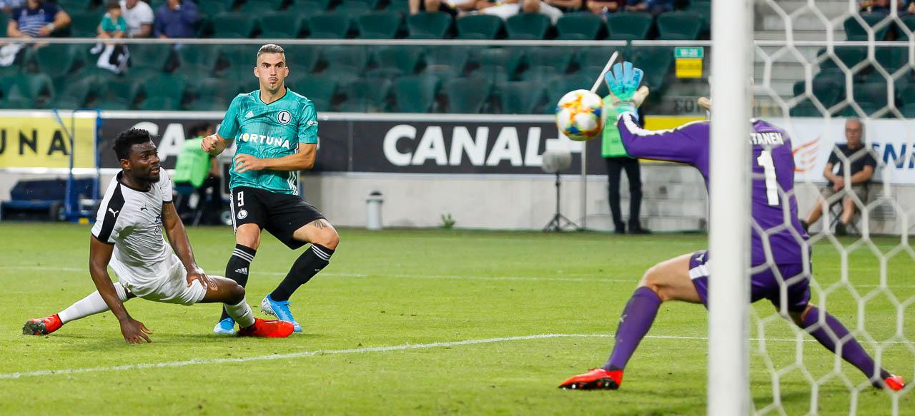 Legia Warszawa 1-0 Kuopion Palloseura - fot. Piotr Galas (zdjęcie 42 z 78)