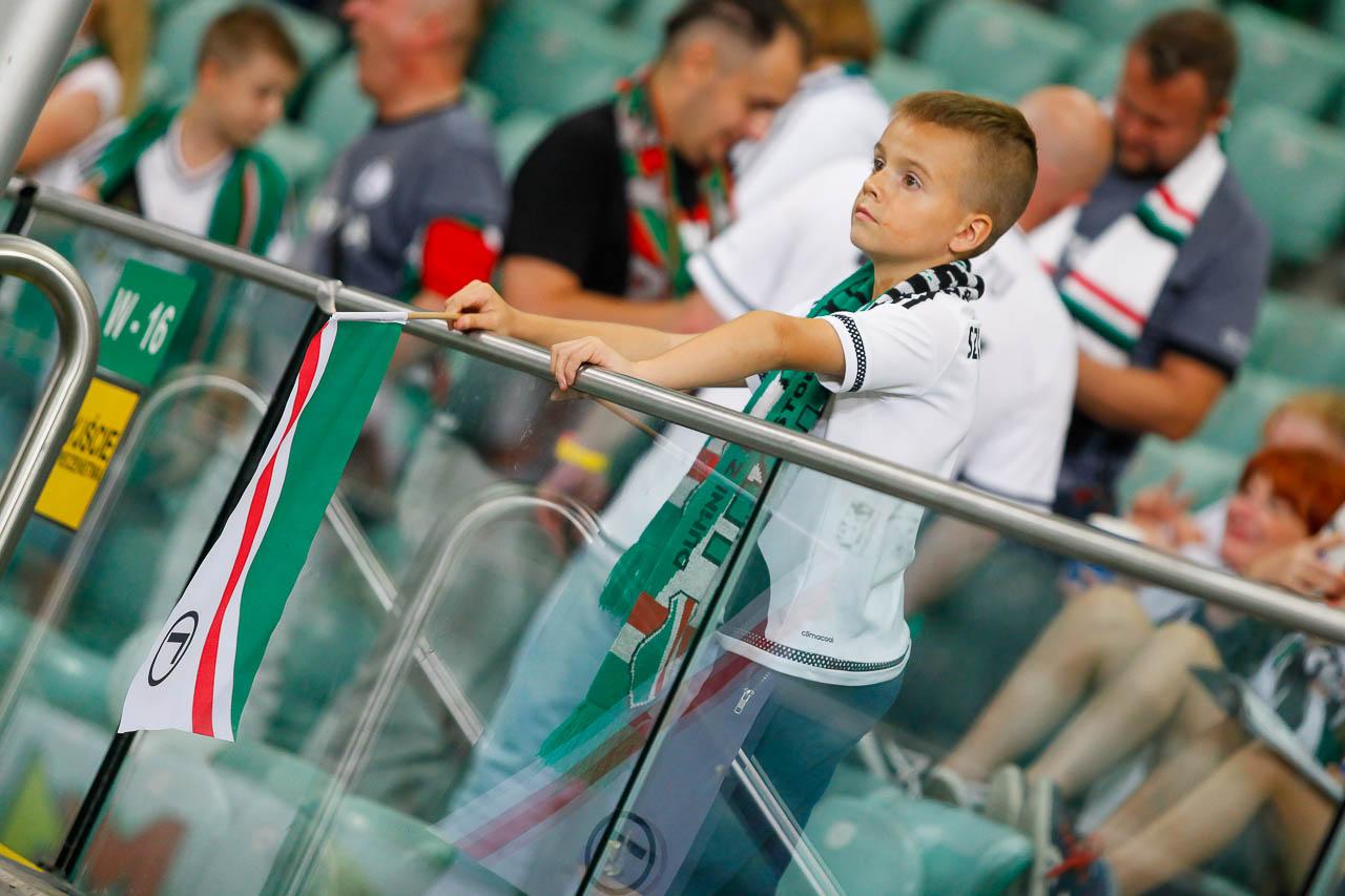 Legia Warszawa 1-0 Kuopion Palloseura - fot. Piotr Galas (zdjęcie 50 z 78)