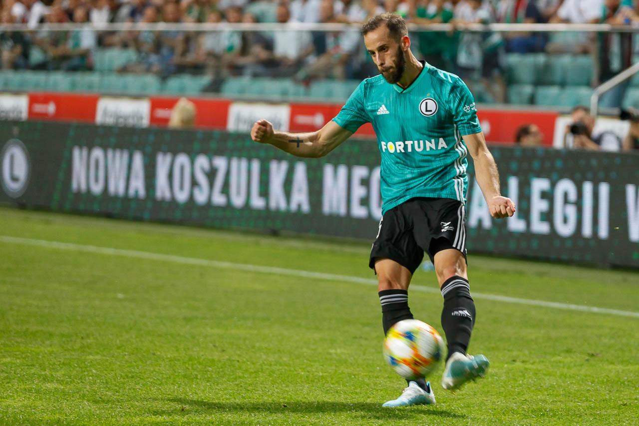 Legia Warszawa 1-0 Kuopion Palloseura - fot. Piotr Galas (zdjęcie 53 z 78)