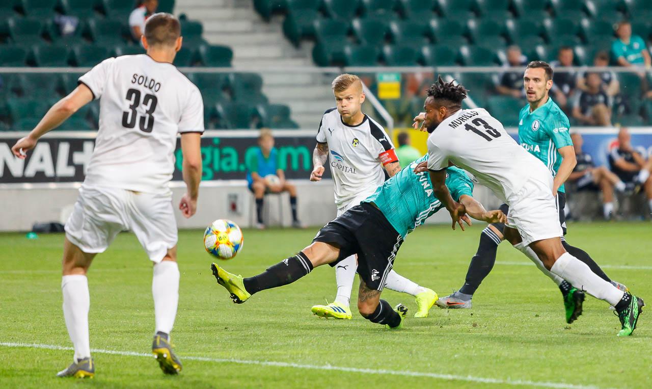 Legia Warszawa 1-0 Kuopion Palloseura - fot. Piotr Galas (zdjęcie 54 z 78)