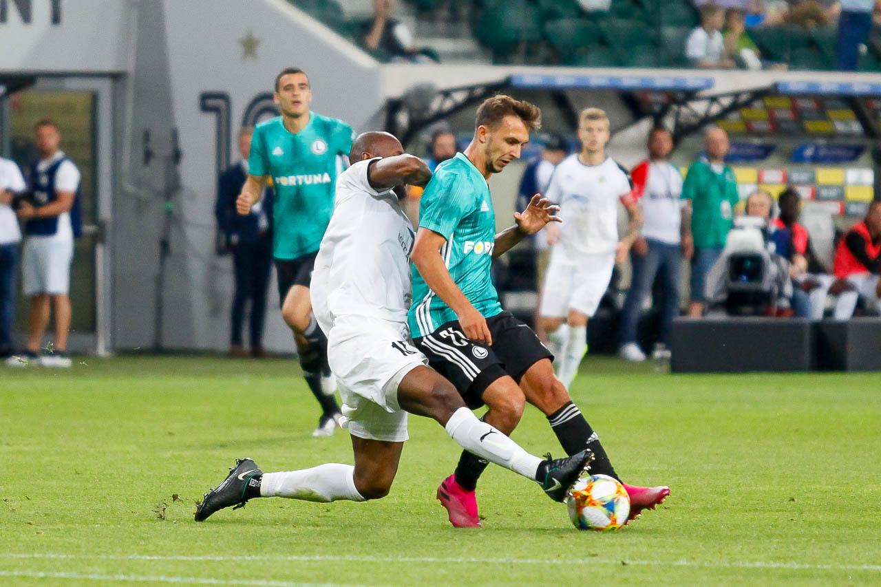 Legia Warszawa 1-0 Kuopion Palloseura - fot. Piotr Galas (zdjęcie 55 z 78)