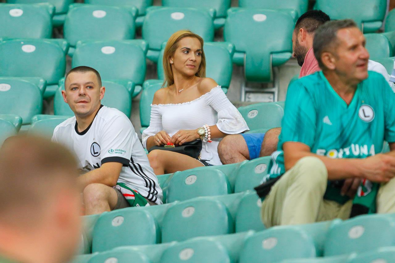 Legia Warszawa 1-0 Kuopion Palloseura - fot. Piotr Galas (zdjęcie 6 z 78)
