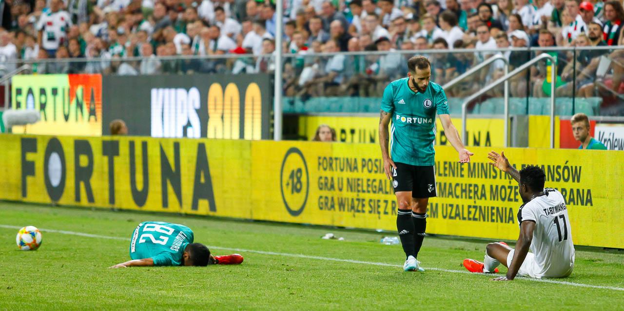 Legia Warszawa 1-0 Kuopion Palloseura - fot. Piotr Galas (zdjęcie 61 z 78)