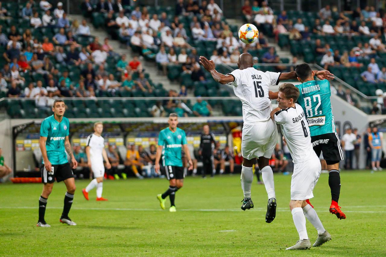 Legia Warszawa 1-0 Kuopion Palloseura - fot. Piotr Galas (zdjęcie 72 z 78)