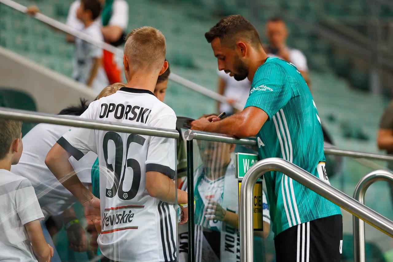 Legia Warszawa 1-0 Kuopion Palloseura - fot. Piotr Galas (zdjęcie 77 z 78)