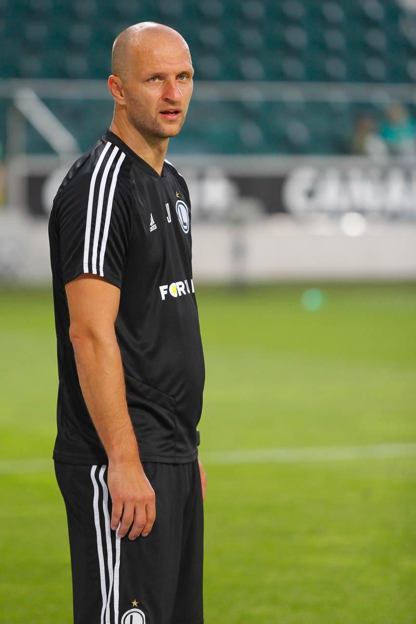 Legia Warszawa 1-0 Kuopion Palloseura - fot. Piotr Galas (zdjęcie 8 z 78)
