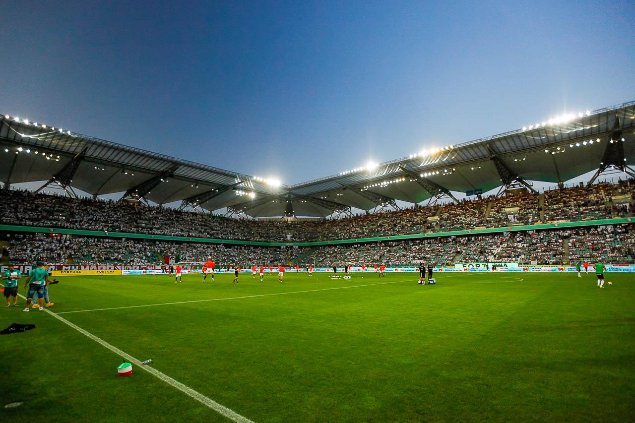 Legia Warszawa 0-0 Rangers FC - fot. Piotr Galas (zdjęcie 1 z 75)