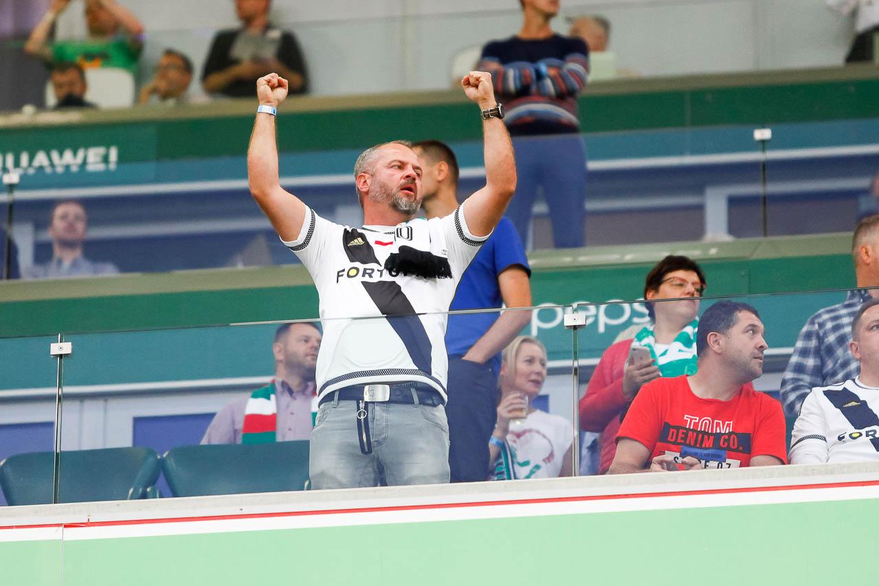 Legia Warszawa 0-0 Rangers FC - fot. Piotr Galas (zdjęcie 12 z 75)