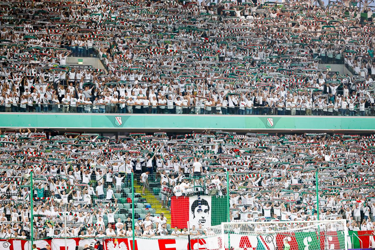 Legia Warszawa 0-0 Rangers FC - fot. Piotr Galas (zdjęcie 15 z 75)
