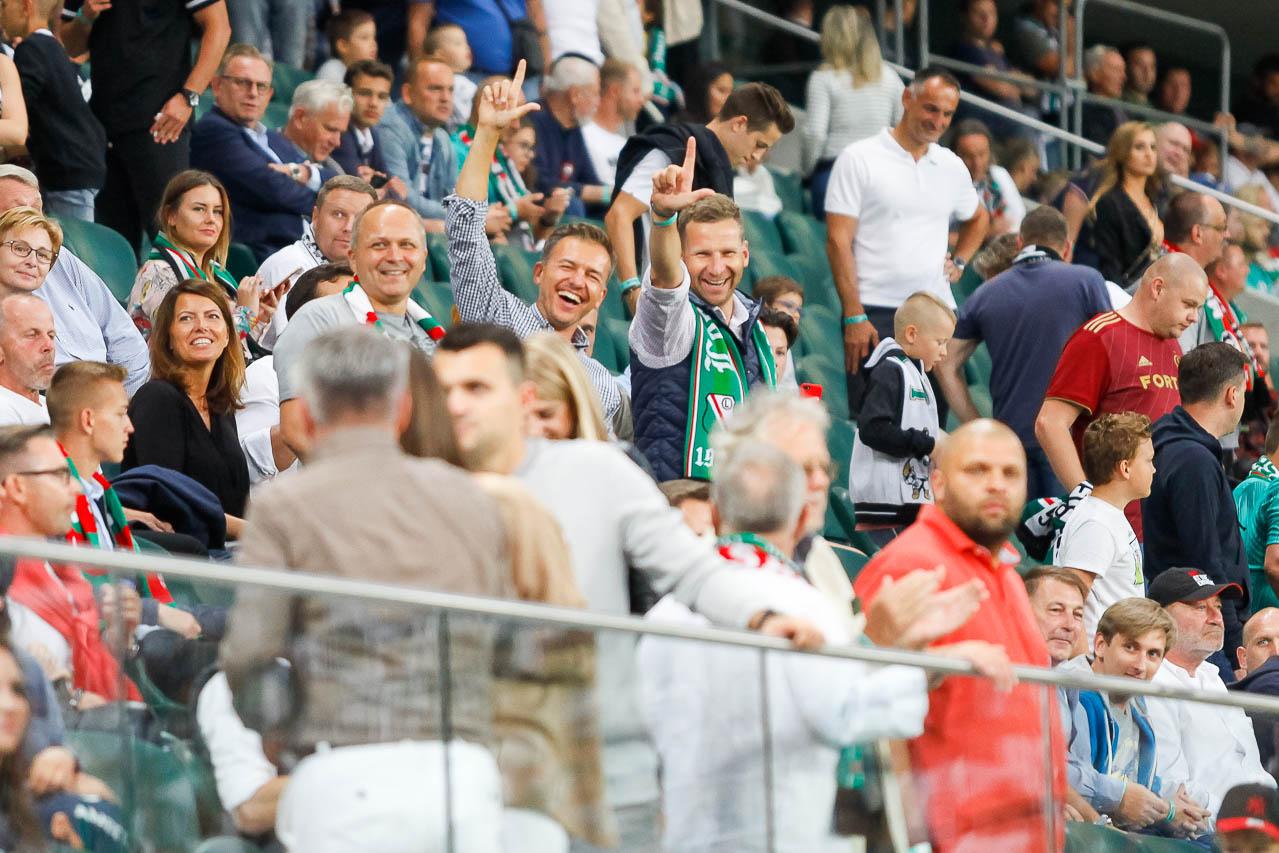 Legia Warszawa 0-0 Rangers FC - fot. Piotr Galas (zdjęcie 16 z 75)