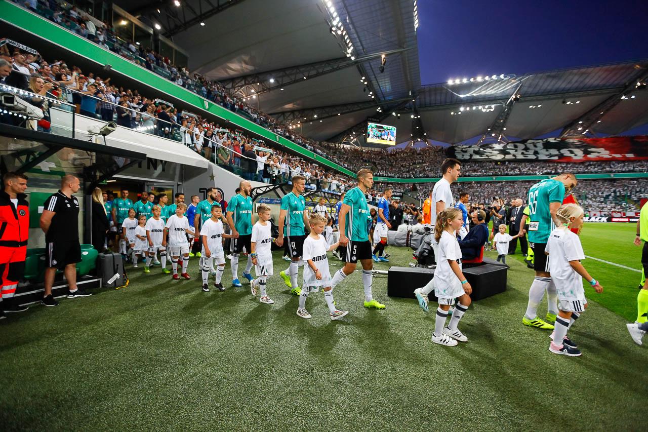 Legia Warszawa 0-0 Rangers FC - fot. Piotr Galas (zdjęcie 18 z 75)