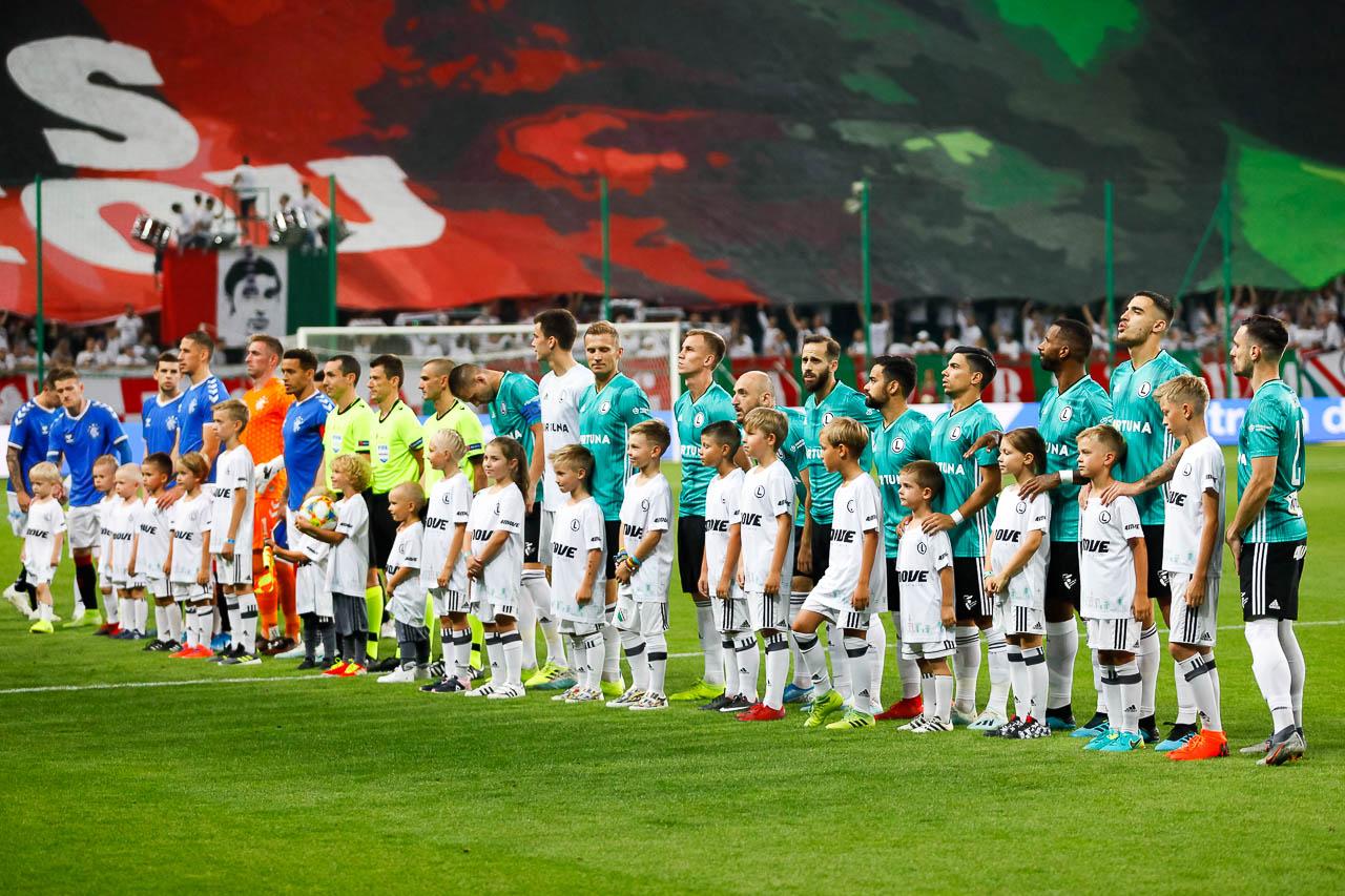 Legia Warszawa 0-0 Rangers FC - fot. Piotr Galas (zdjęcie 19 z 75)